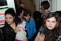 Na pět set dětí se účastnilo soutěže s názvem Radost