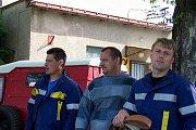 Dobrovolní hasiči z Radovesnic I