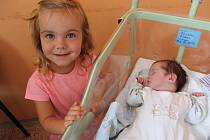 Vojtěch Kozel se na maminku Pavlu a tatínka Jakuba poprvé usmál 13. června 2017. Po porodu se pyšnil váhou 3665 gramů a výškou 52 centimetrů. V Týnci nad Labem ho dětským světem provede sestřička Viktorka (3).