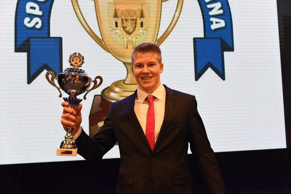 Slavností vyhlášení výsledků ankety Sportovec roku 2018.