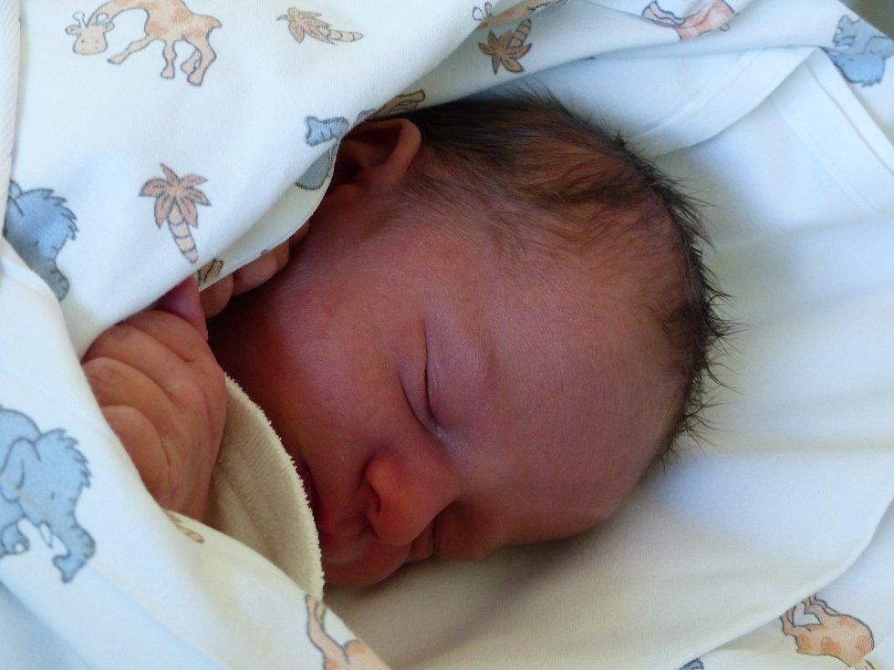 Matyáš Šálek se narodil 11. října 2019 v kolínské porodnici, vážil 3020 g a měřil 50 cm. Do Křečhoře odjel se sourozenci Dominikem (14), Terezou (12),Sabinou (7),Nikolou (3), Emou (2) a rodiči Pavlínou a Josefem.