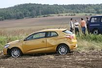 Dopravní nehoda u Břežan I