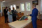 Zlatá svatba Zdeňky a Františka Neradových