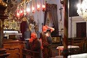 Noc kostelů se v roce 2017 konala i v kostele svatého Prokopa v Sázavě.