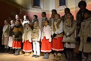 Vánoční koncert v kapli Nejsvětějšího Vykupitele