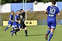 Z utkání divize FK Kolín - Brandýs nad Labem (2:1).