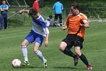 Z utkání FK Kolín U19 - Trutnov (4:2).