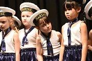 Děti zdevíti mateřských škol bojovaly o postup na národní Mateřinku