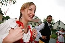 V sobotu odpoledne se uskutečnil už 61. ročník tradičních Sendražických májů.