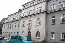 Českobrodská nemocnice.