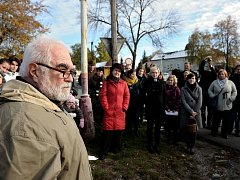 O holocaustu promluvil kazatel Bohumil Baštecký
