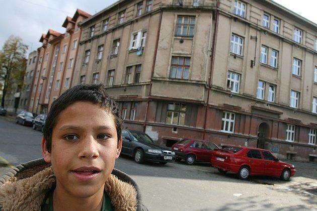 Bytový dům v Zengrově ulici