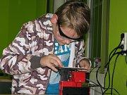 Slavnostní otevření rozšířeného TechCentra 6. základní školy Kolín