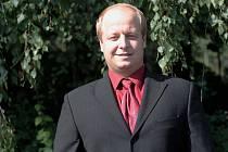 Lídr kolínské kandidátky Svobodných Jindřich Synek ml.