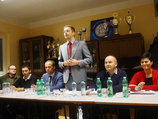Výjezdní rada města ve Štítarech