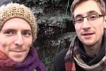 Reportáž z příjezdu Betlémského světélka do Kolína