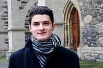 Student teologie Jan Štamberg