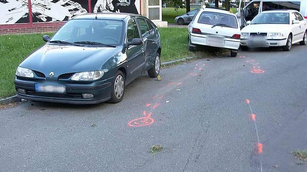 Dopravní nehoda sedmadvacetiletého muže