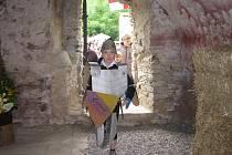 Středověk na tvrzi, Nebovidy 21. června 2014