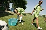 Dívčí fotbalový turnaj ve Veltrubech