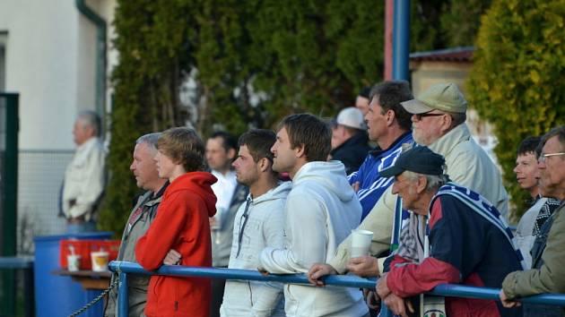 Z utkání Polepy - Trutnov (6:0).