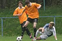 Z utkání FK Kolín U17 - Slovan Liberec (0:1).