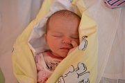 Sofie Hrubešová se narodila 27. února 2017. Po porodu se pyšnila mírami 51 centimetr a 3695 gramů. S maminkou Jindřiškou, tatínkem Václavem a sestřičkou Žanetkou (9) bude vyrůstat v Žehuni.