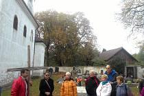 Cesta sedmi kostelů ve Skvrňově