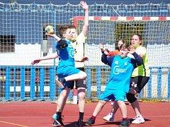 Mladí házenkáři Kolína mají za sebou další dva povedené turnaje.
