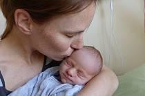Mikuláš Přibyl se narodil 1. listopadu 2019 v kolínské porodnici, vážil 3050 g a měřil 50 cm. V Rokytnici nad Jizerou bude bydlet s maminkou Lenkou a tatínkem Vojtěchem.