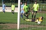 Z utkání FK Kolín B - AFK Pečky (2:0).