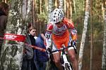 Filip Eberl dojel na dvanáctém místě.