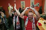 Fanklub ve Velkém Oseku hnal svůj idol ke zlatu