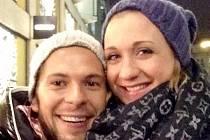 Dana Horáčková bydlí společně s přítelem ve Švýcarsku