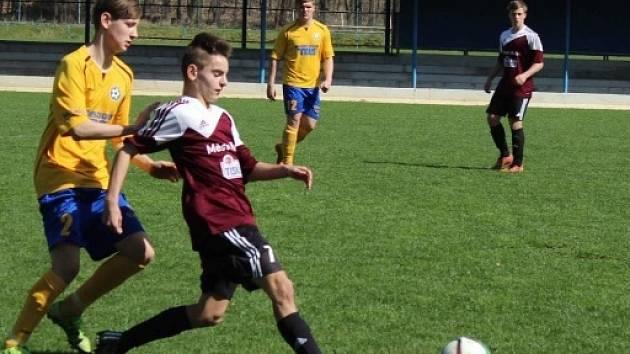 Z utkání FK Kolín U16 - Varnsdorf (3:1).