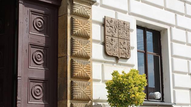 Kolínská radnice. Ilustrační foto.