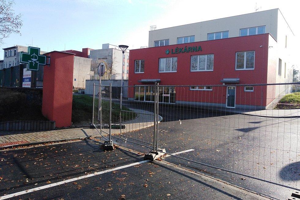 Oblastní nemocnice Kolín (ilustrační foto).