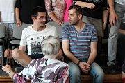 Setkání rodu Hrubešů v Pečkách