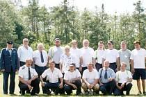 Lipečtí hasiči oslavili osmdesát let od svého vzniku.