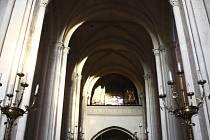 Rekonstrukce chrámu sv. Bartoloměje