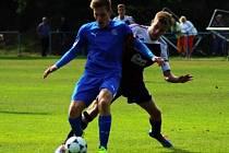 Z utkání FK Kolín U17 - Vyšehrad (2:2, PK 4:1).