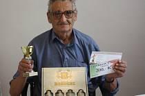 Vítěz 13. kola Stanislav Voháňka ze Sendražic  získal karton piv značky Rohozec, poukaz v hodnotě 200,-Kč do pizzerie Týna, volnou vstupenky do fitnessu Paty (cvičení Slim Belly)  a pohár od firmy Sportforte.