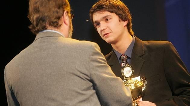"""Z vyhlášení ankety """"Sportovec roku 2008"""""""