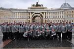 Orchestr Harmonie 1872 Kolín vyjel do ruského Petrohradu.