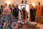 Eliška Sochůrková a Lucie Černá slavnostně otevřely svůj ateliér a keramickou dílnu