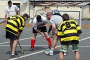 Turnaj v pozemním hokeji v Kouřimi