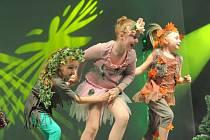 CrossDance ukončil tradičně sezonu taneční  show v divadle