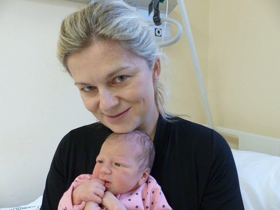 Beáta Prokšová se narodila 24. listopadu 2020 v kolínské porodnici, vážila 3455 g a měřila 48 cm. V Poděbradech ji přivítala sestřička Edita (5) a rodiče Romana a Pavel.