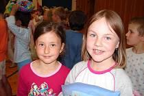 Pyžamová párty na 7. základní škole v Kolíně.