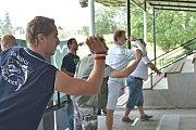 V Červených Pečkách odehráli turnaj v šipkách.